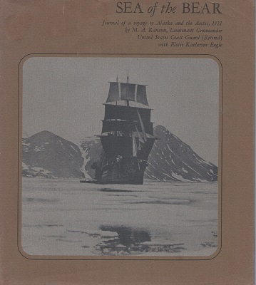 Image for Sea of the Bear - journal of a voyage to Alaska and the Arctic, 1921