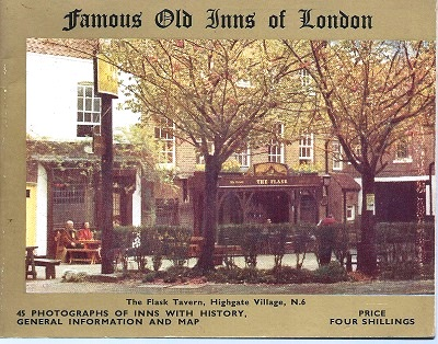 Image for Famous Old Inns of London
