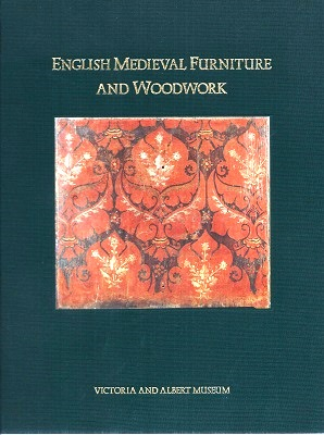 Image for English Medieval Furniture and Woodwork