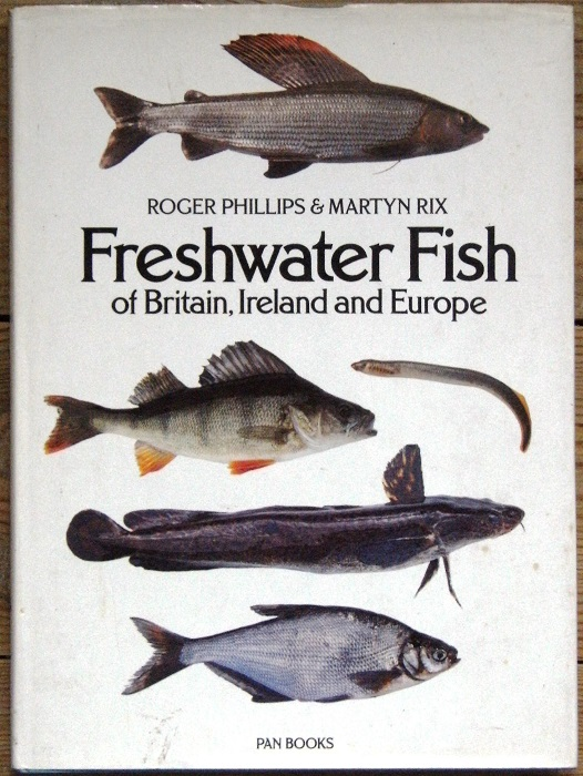 Image for Freshwater Fish of Britain, Ireland and Europe