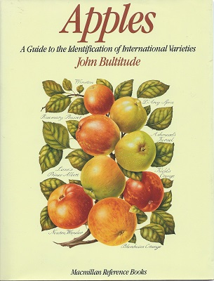 Image for Apples - a guide to the identification of international varieties