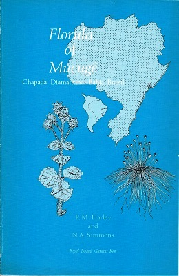 Image for Florula of Mucuge, Chapada Diamantina, Bahia, Brazil