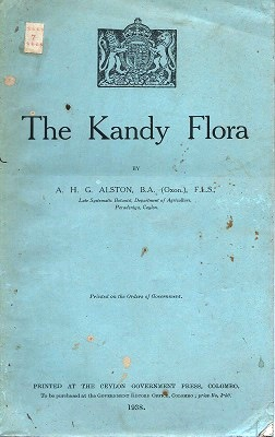 Image for The Kandy Flora