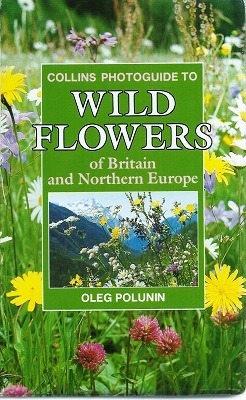 Image for Collins Photoguide to Wild Flowers of Britain and Northern Europe