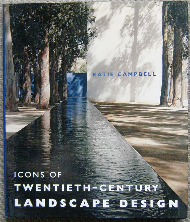 Image for Icons of Twentieth-Century Landscape design