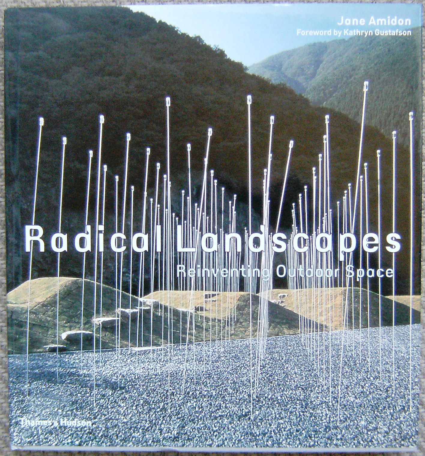 Image for Radical Landscapes - reinventing outdoor space
