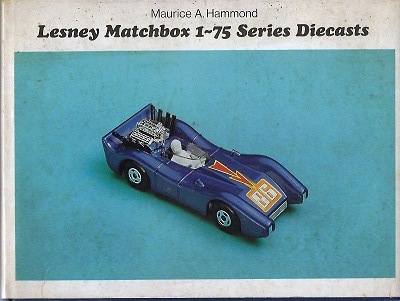 Image for Lesney Matchbox 1-75 Series Diecasts