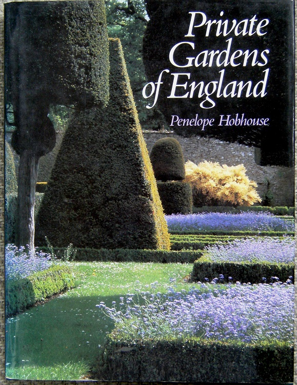 Image for Private Gardens of England