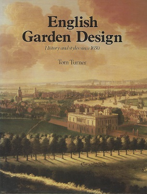 Image for English Garden Design - history and styles since 1650   [Fred Whitsey's copy]