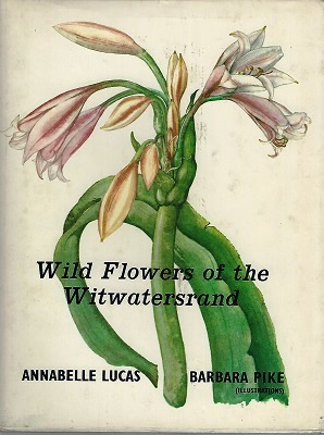 Image for Wild Flowers of the Witwatersrand