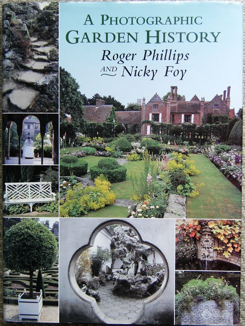 Image for A Photographic Garden History