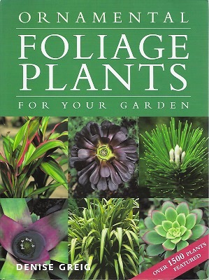 Image for Ornamental Foliage Plants for Your Garden