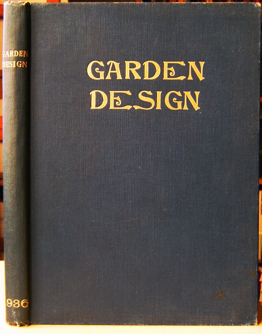 Image for Garden Design - 1936