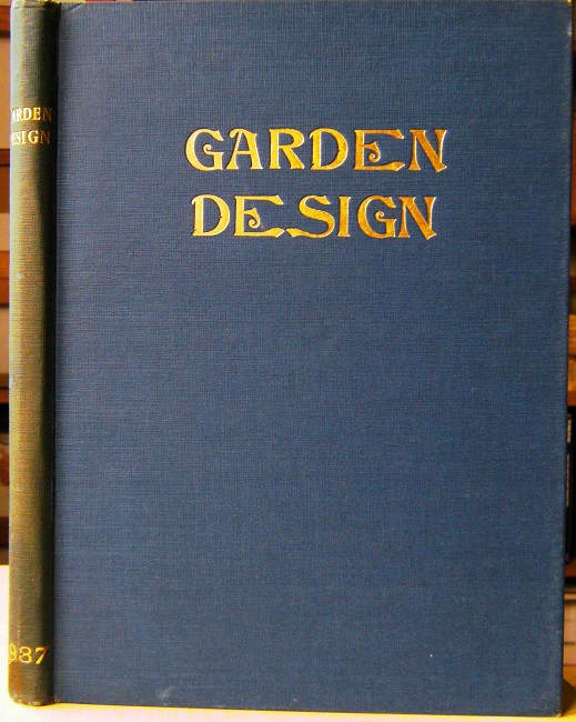 Image for Garden Design - 1937
