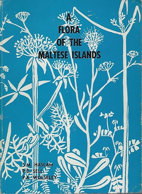 Image for A Flora of the Maltese Islands (Oleg Polunin's copy]