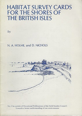 Image for Habitat Survey Cards for the Shores of the British Isles