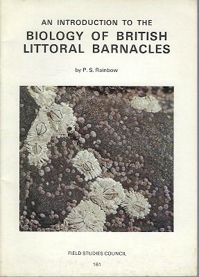 Image for An Introduction to the Biology of British Littoral Barnacles