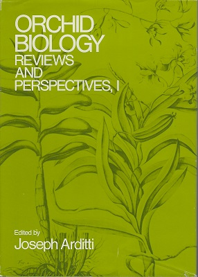 Image for Orchid Biology - Reviews and Perspectives Volume 1 (I)