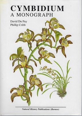 Image for Cymbidium - A Monograph