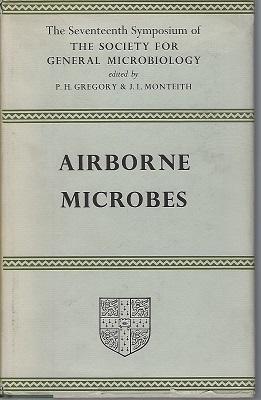 Image for Airborne Microbes (Seventeenth Symposium of The Society for General Microbiology)