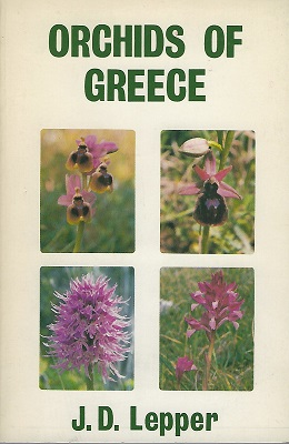 Image for Orchids of Greece