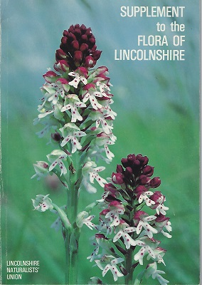 Image for Supplement to the Flora of Lincolnshire