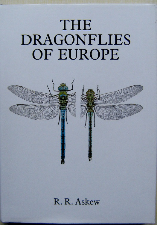 Image for The Dragonflies of Europe