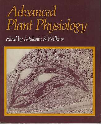 Image for Advanced Plant Physiology