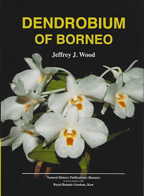Image for Dendrobium of Borneo (signed by author)