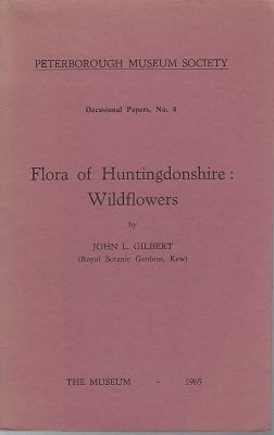 Image for Flora of Huntingdonshire : Wildflowers