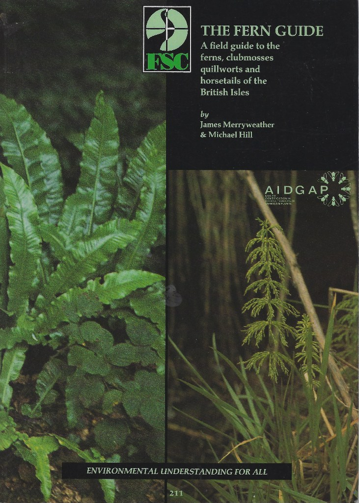 Image for The Fern Guide - a field guide to the ferns, clubmosses quillworts and horsetails of the British Isles