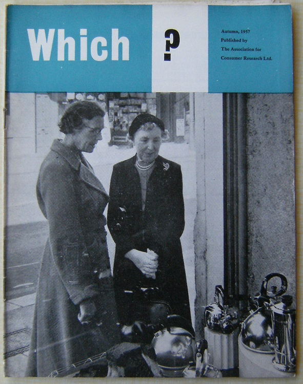 Image for WHICH ? MAGAZINE 300 EARLY ISSUES COMPLETE 1957-1982