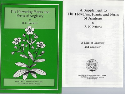 Image for The Flowering Plants and Ferns of Anglesey