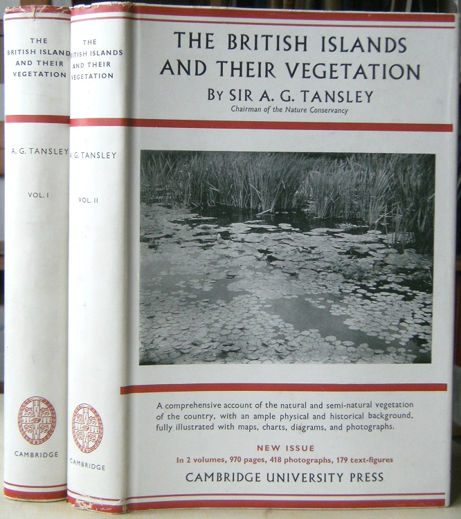 Image for The British Islands and Their Vegetation