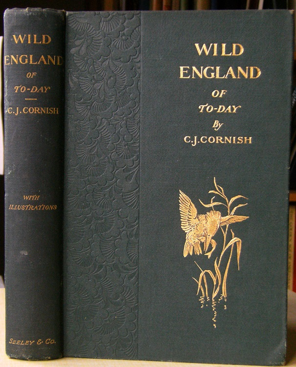 Image for Wild England of Today, and the wild life in it   [Richard Fitter's copy]