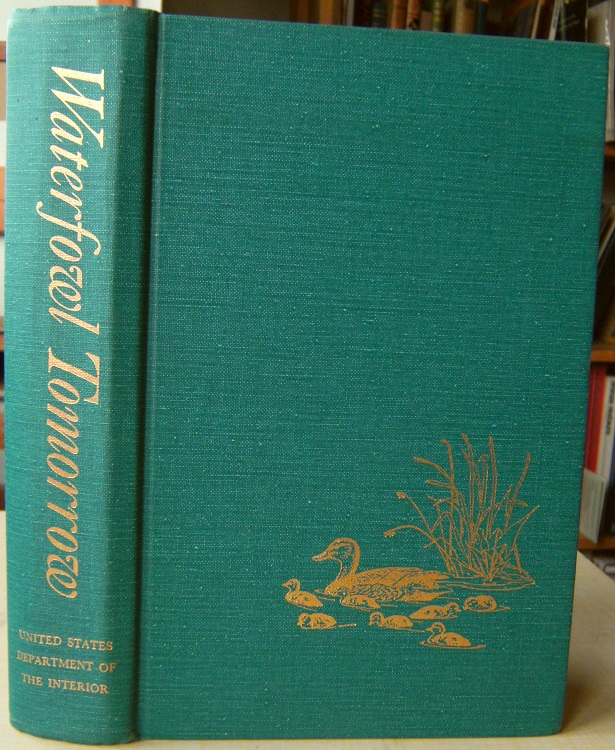 Image for Waterfowl Tomorrow   [Richard Fitter's copy]