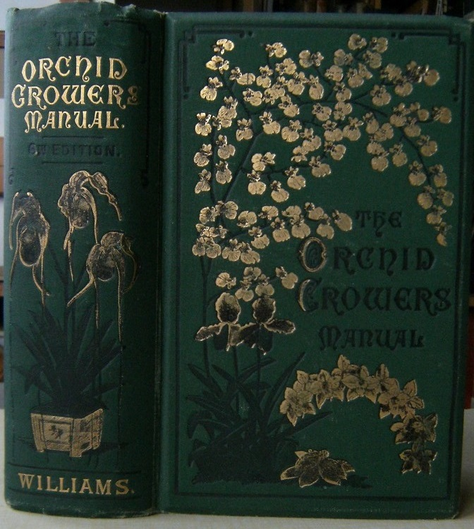 Image for The Orchid-Grower's Manual
