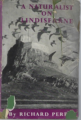 Image for A Naturalist on Lindisfarne    [Richard Fitter's copy]