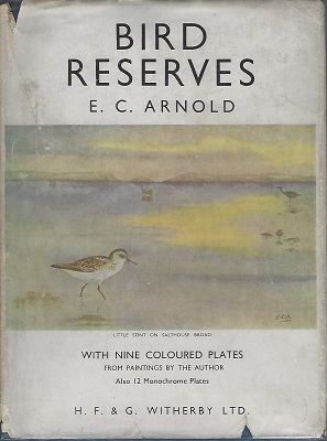 Image for Bird Reserves    [Richard Fitter's copy]