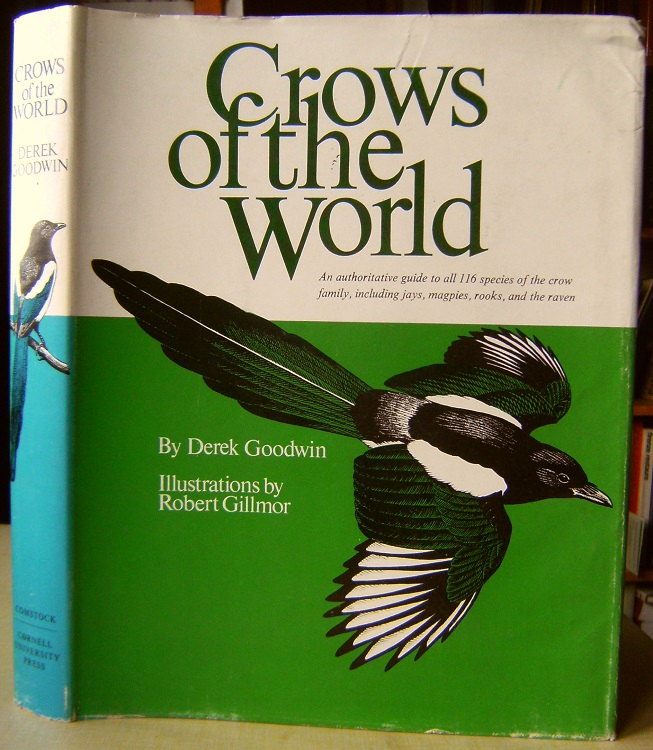 Image for Crows of the World    [Richard Fitter's copy]