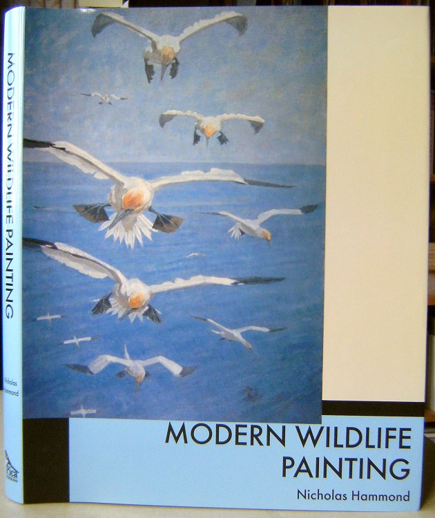Image for Modern Wildlife Painting (Richard Fitter's copy)
