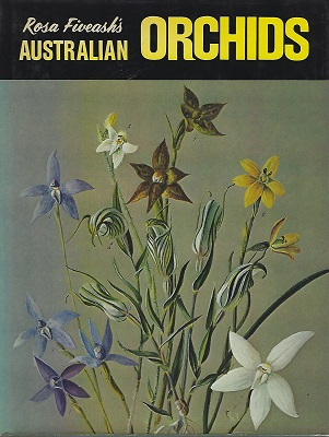 Image for Rosa Fiveash's Australian Orchids