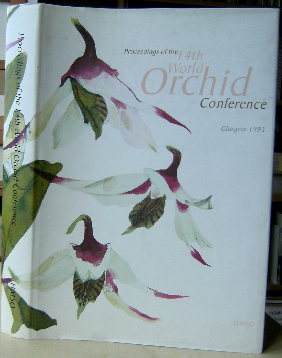 Image for Proceedings of the 14th World Orchid Conference, Glasgow, 1993  (Jim Comber's copy)