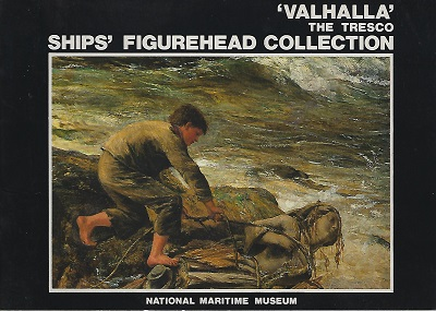 Image for Valhalla: the Tresco Ships' Figurehead Collection