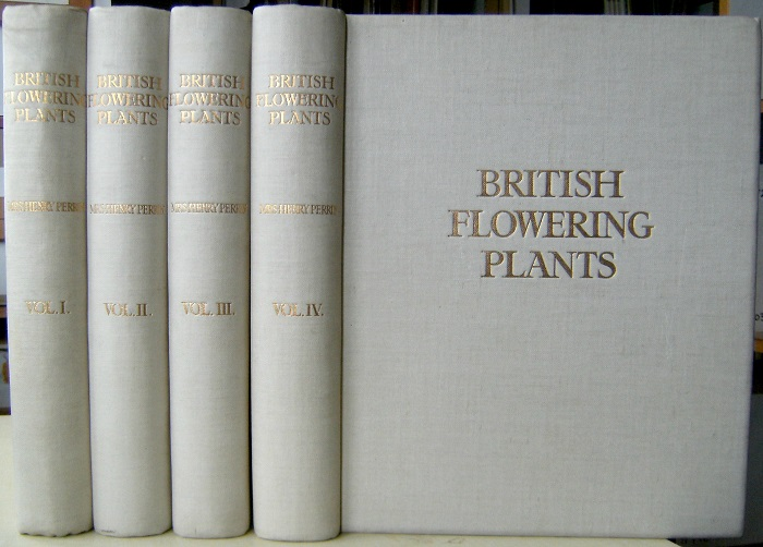 Image for British Flowering Plants - (4 volumes)
