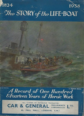 Image for The Story of the Life-boat - One Hundred and Fourteen Years of Service, 1824 to 1938