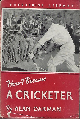 Image for How I Became a Cricketer