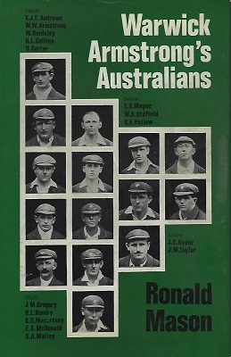 Image for Warwick Armstrong's Australians