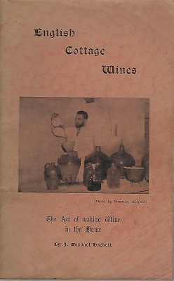 Image for English Cottage Wines - the art of making wine in the home