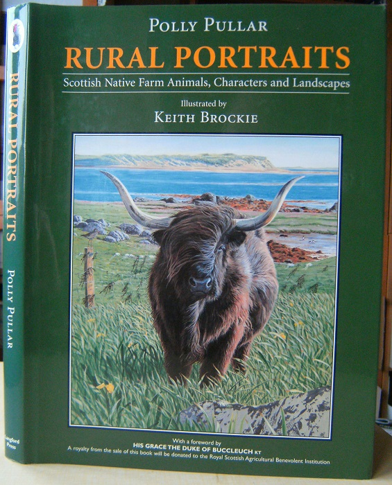 Image for Rural Portraits - Scottish native farm animals, characters and landscapes